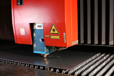 Alma Engineering Laser Cutting | Hertfordshire